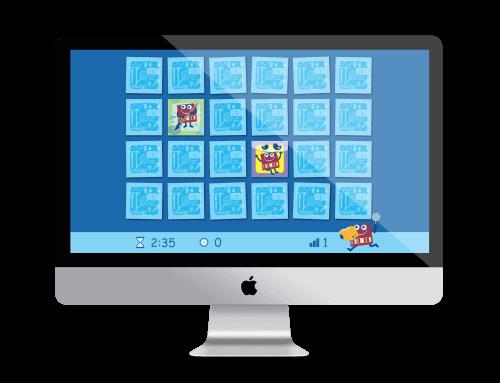 Spletna igra – spomin