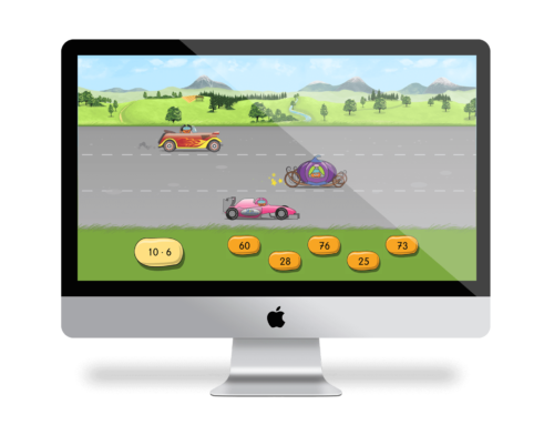 Spletna igra – Matemadirka